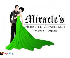Miracle's House of Gowns and Formal Wear