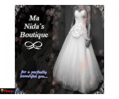 Ma Nida's Boutique - Rent A Gown, Wedding Planner