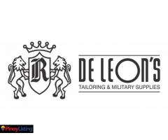 Randy A. De Leon's Tailoring & Military Supplies