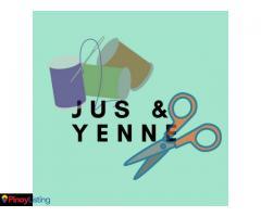 Jus & Yenne Tailoring