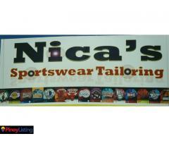 NICAS Sportswear Tailoring