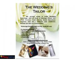 The Wedding's Tailor