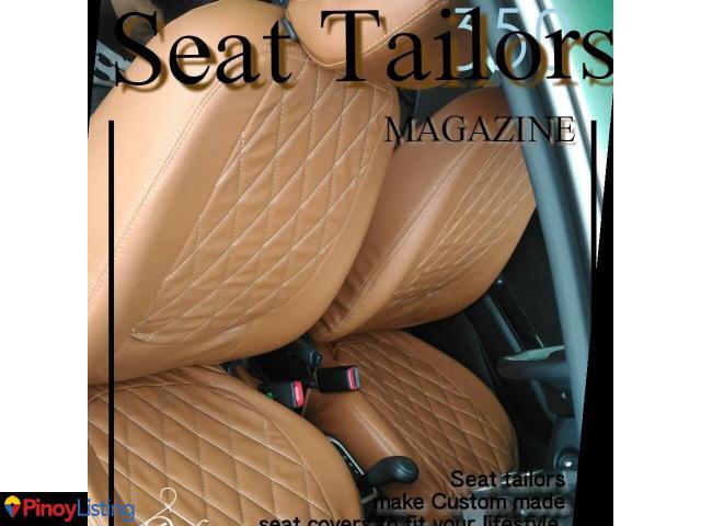 Seat Tailors Auto Interior Restoration