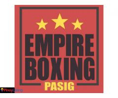Empire Boxing Pasig
