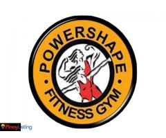 PowerShape Fitness Gym and Spa