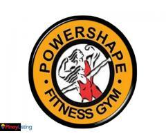 PowerShape Fitness Gym and Spa