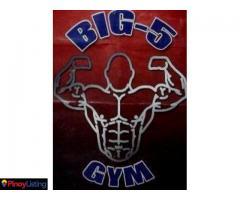 Big 5 Fitness Gym