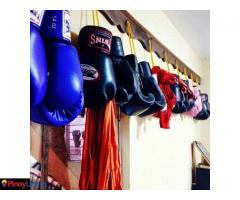 Dragon's Lair Boxing Gym