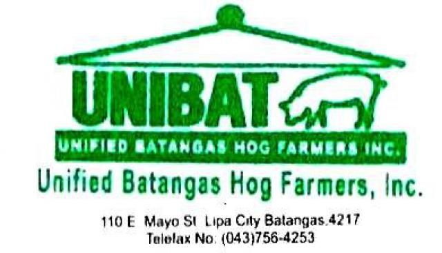 Unified Batangas Hog Farmers, Inc