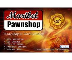 New Maribel Pawnshop