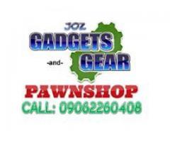 JOZ Gadgets and Gear Pawnshop