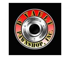D' Vault Pawnshop Inc.