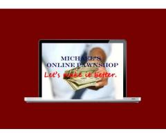 Michael's Online Pawnshop