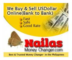 NAILAS Money Changer