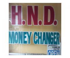 HND Money Changer