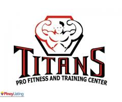 Titans Pro Fitness & Training Center