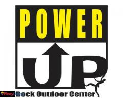 Power Up Rock Outdoor Center