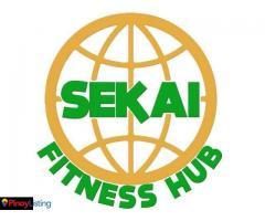 Sekai Fitness Hub