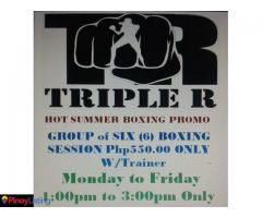 Triple R Boxing Gym