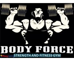 BODY FORCE Strength and Fitness Gym