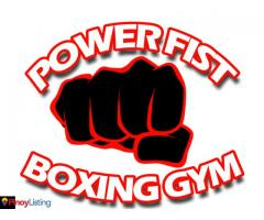 Power Fist Boxing Gym