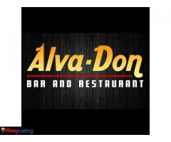 Alva-Don Bar and Restaurant