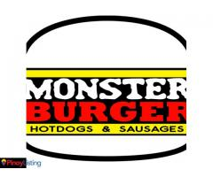 Monster Burger- Olongapo