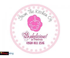 From the kitchen of Bakelicious by Melinda
