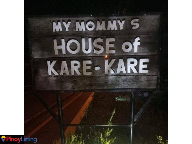 My Mommys House of Kare Kare