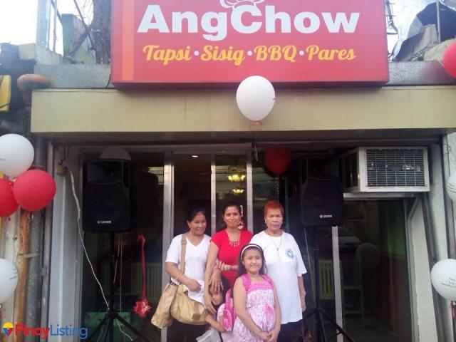 ANG CHOW TAPSI