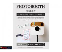 Happy Instabooth - Photobooth Rental