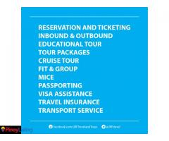 JRF Travel and Tours