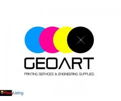 GeoArt Printing Services and Engineering Supplies - Iloilo