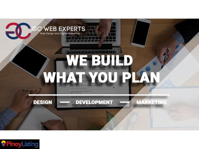 GCWE Web Designing Services