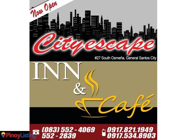 Cityescape Inn and Cafe