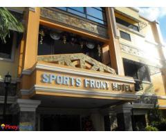 SportsFront Hotel Iloilo