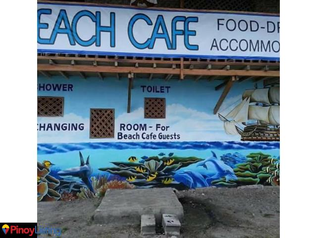 Dream diving resort and beach cafe