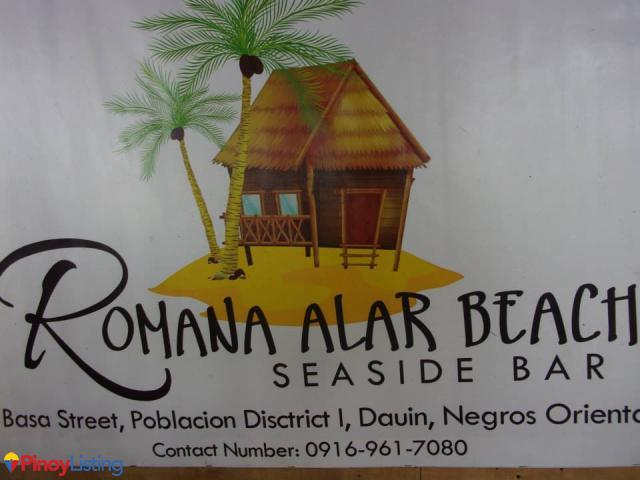 Romana Alar Beach and Seaside Bar
