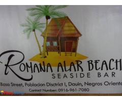 Romana Alar Beach and Seaside Bar