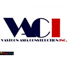 Vastcon Asia Consstruction Inc