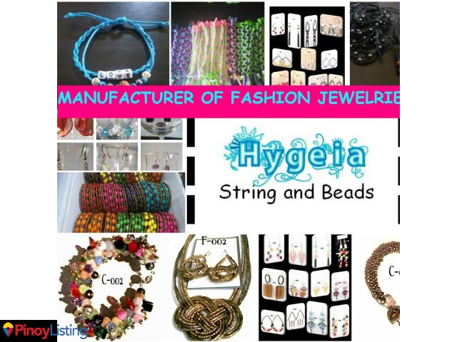 Hygeia String and Beads