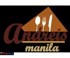 Andreis Manila
