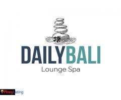 Daily Bali Lounge Spa Cabanatuan City