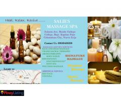 Salie's Massage Spa