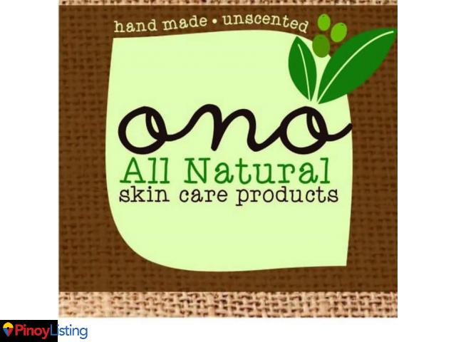 Ono All-Natural Skin Care Products-Cagayan de Oro City