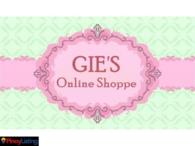 Gie's Online Shoppe Philippines
