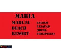 Maria maruja beach resort
