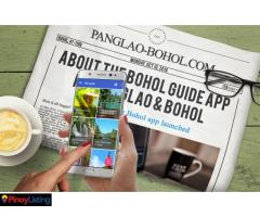 Bohol App Travel Guide