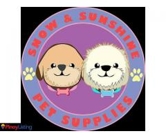 Snow&Shine pet supplies
