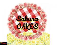 Sakura Cakes